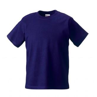 Camiseta publicidad Infantil Clásica 180