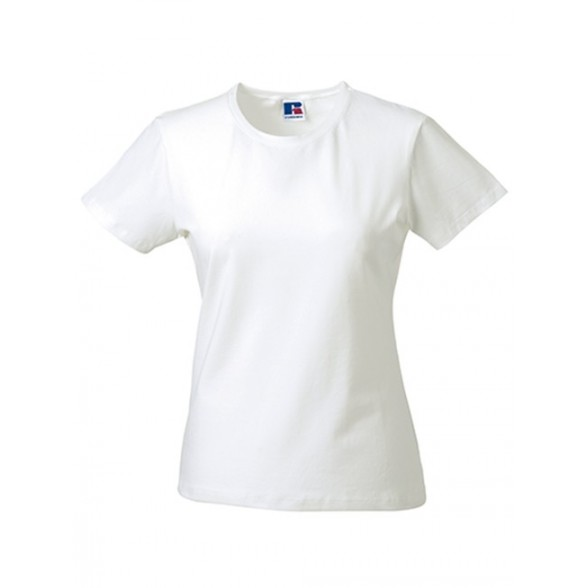 Camisetas Publicitarias entalladas Russell / Camisetas Promocionales