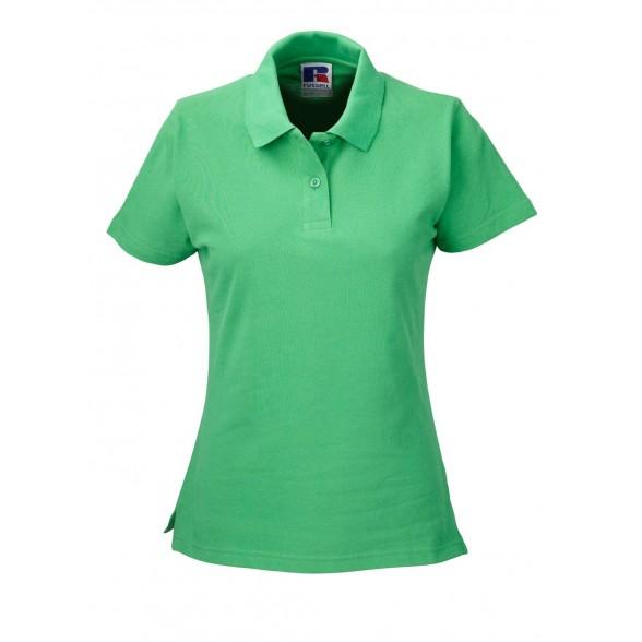Polos para bordar de algodón de mujer / Polos Corporativos Personalizados