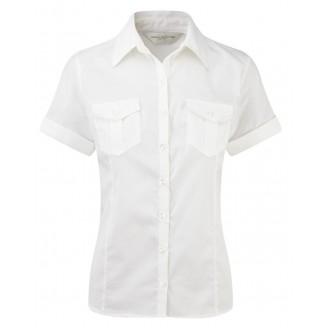 Camisa de trabajo de Mujer...