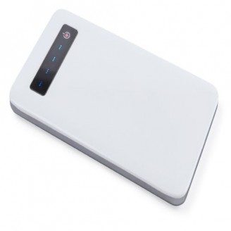 Power bank Acero Inox/ ABS  4000 mAh