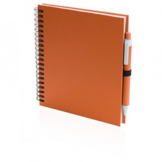 Libreta Publicitaria 15x18,2 cm / Libretas Personalizadas para Empresas