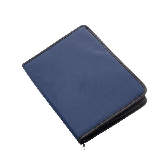 Carpeta Poliéster 600D Bloc 20 Hojas y Portafolios Personalizados