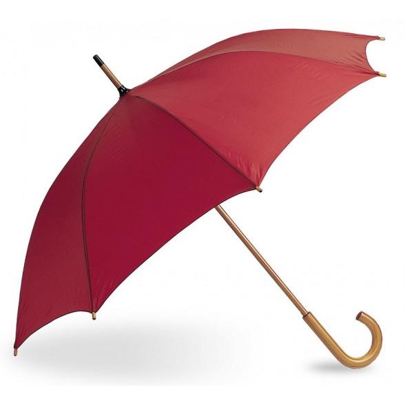Paraguas publicitarios Madera mango curvo / Paraguas Personalizados