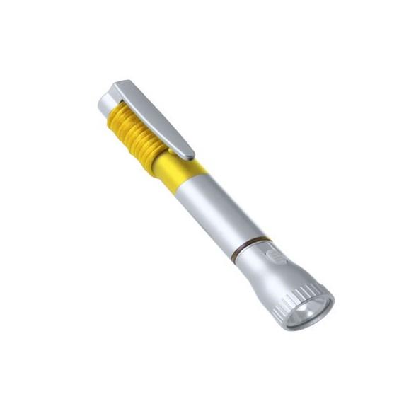 Bolígrafo Linterna 2 Led