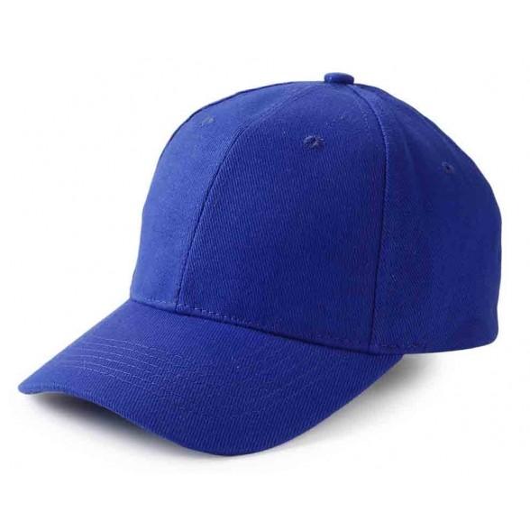 Gorras publicitarias algodón peinado / Gorras Promocionales Bordadas