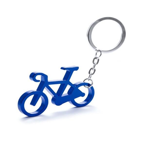 Llavero en forma de bicicleta