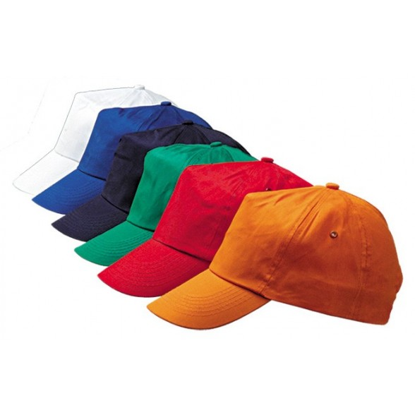 Gorras promocionales Baratas de Algodón / Gorras Publicitarias Baratas