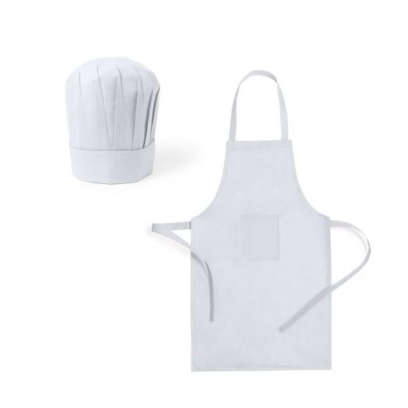 Set chef para niños