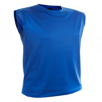 Camiseta promocional Técnica sin mangas / Camisetas Tecnicas Personalizadas