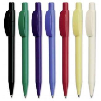 Bolígrafo publicitario plástico PIXEL Color
