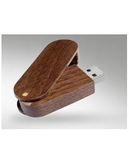 Memoria USB 2.0 de madera