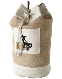 Mochila Petate Personalizados / Petates de Yute Baratos