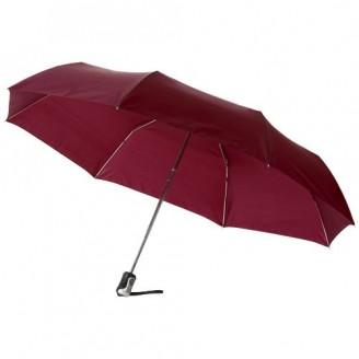 Paraguas publicitario automático de 3 secciones