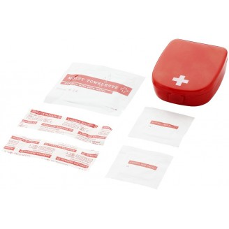 Kit primeros auxilios 6 pzas