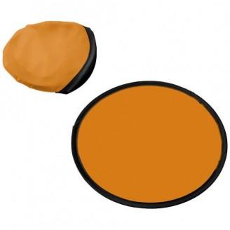 Frisbee plegable de poliéster.