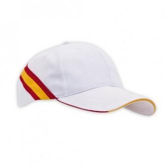 Gorras publicitarias algodón personalizadas. Gorras Promocionales