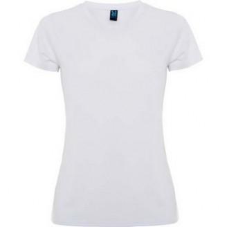Camiseta técnica de manga corta de mujer Montecarlo