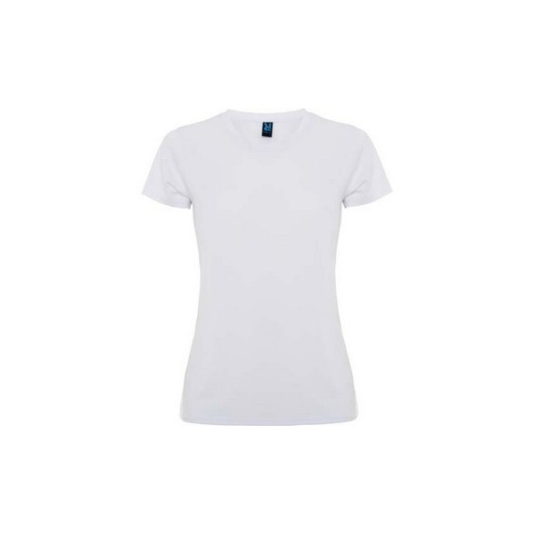 Camiseta técnica publicitaria de manga corta de mujer Montecarlo