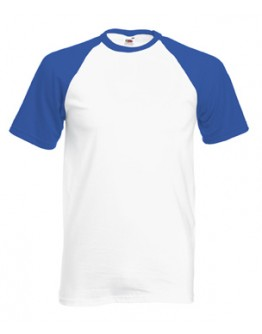 Camisetas publicitarias Baseball  / Camisetas Fruit of the Loom