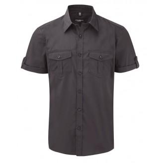 Camisa de trabajo de Hombre...