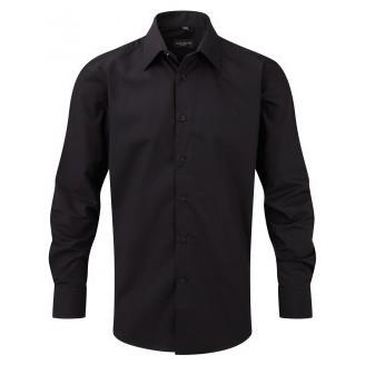 Camisa de trabajo Entallada de Hombre de Popelín