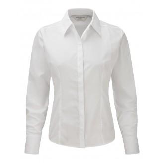 Camisa de trabajo entallada de Mujer / Camisas Trabajo Personalizadas