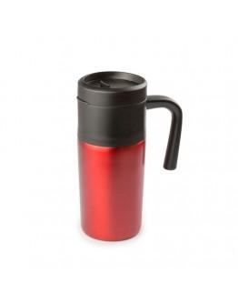 Taza Acero Inox 330 ml.