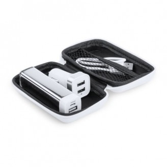 Set Power Bank Nacorap 2600 mAh