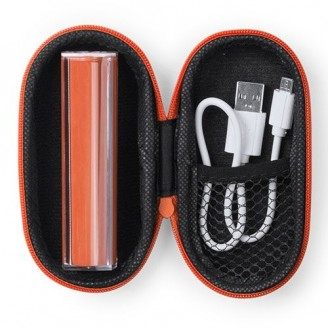 Set Power Bank batería externa Kargil 2200 mAh