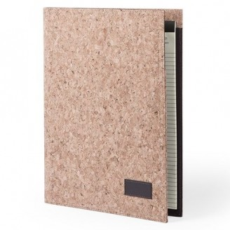 Carpeta Ecológica de Corcho Apep / Carpetas Portafolios Personalizadas