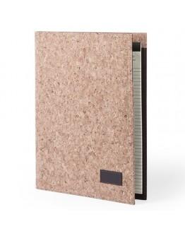 Carpeta ecológica de corcho Apep