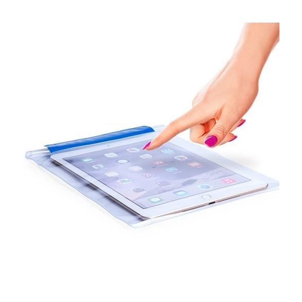 Portatodo impermeable para tablet Amon