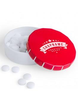 Dispensador Caramelos personalizados Bachimala