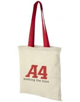 Bolsas de tela personalizadas Arena / Bolsas de algodón Publicitarias