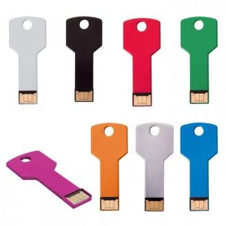 Memorias USB personalizadas 8Gb Llave.