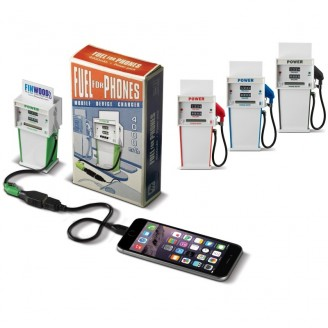Power bank 4000 mAh Surtidor gasolina