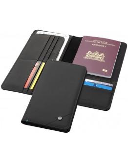 Portadocumentos de viaje Protect protección RFID