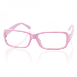 Gafas publicitarias sin cristal