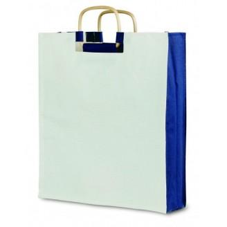 Bolsa de tela personalizadas con asa caña