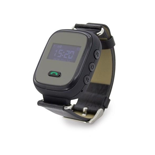 Reloj localizador personas mayores con GPS