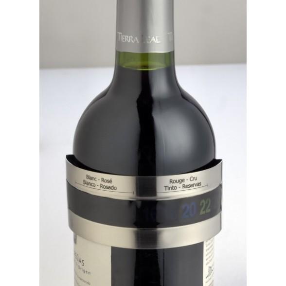 Termómetros baratos para vinos. Termómetros personalizados para vino