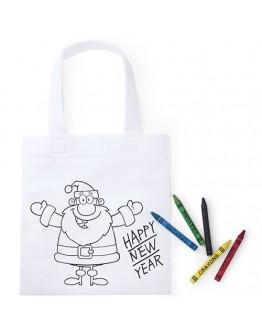 Bolsas publicitarias para dibujar Happy