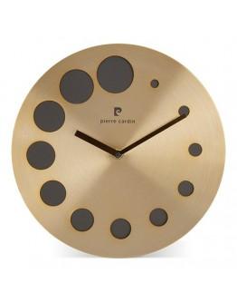 Reloj de pared Publicitario Pierre Cardin Steel