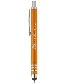 Bolígrafo puntero Aluminio Zas. Bolígrafos Publicitarios Metálicos