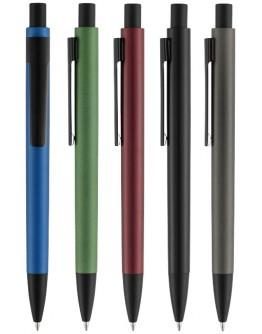 Bolígrafos publicitarios metálicos Zoom. Bolígrafos Promocinales