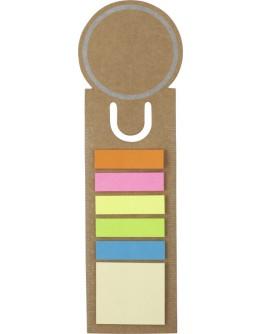 Marcapáginas personalizados de cartón reciclado Eco