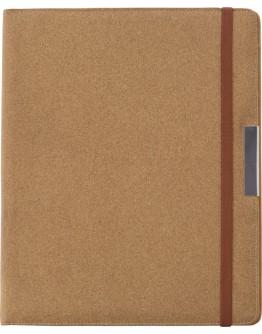 Portafolios A4 tapas de corcho