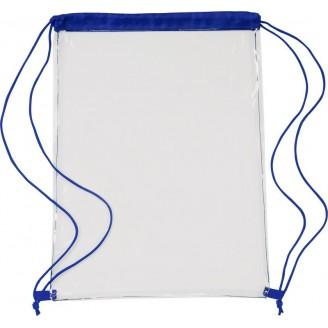 Mochila cuerdas transparente PVC / Mochilas de cuerdas Personalizadas