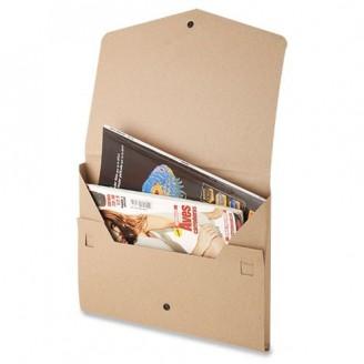 Carpeta de cartón reciclado Ebro